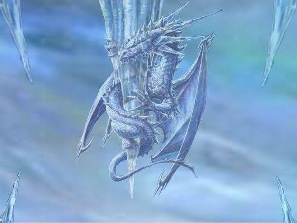 dragon cristal